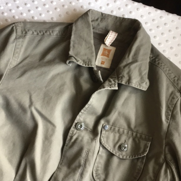 Original Penguin Other - Men's penguin utility army green field jacket